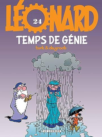 Léonard Vol. 24: Temps de génie