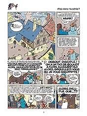 Léonard Vol. 25: D'où viens- tu, génie ?
