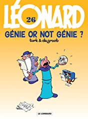 Léonard Vol. 26: Génie or not génie ?