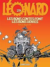 Léonard Vol. 29: Les bons contes font les bons génies