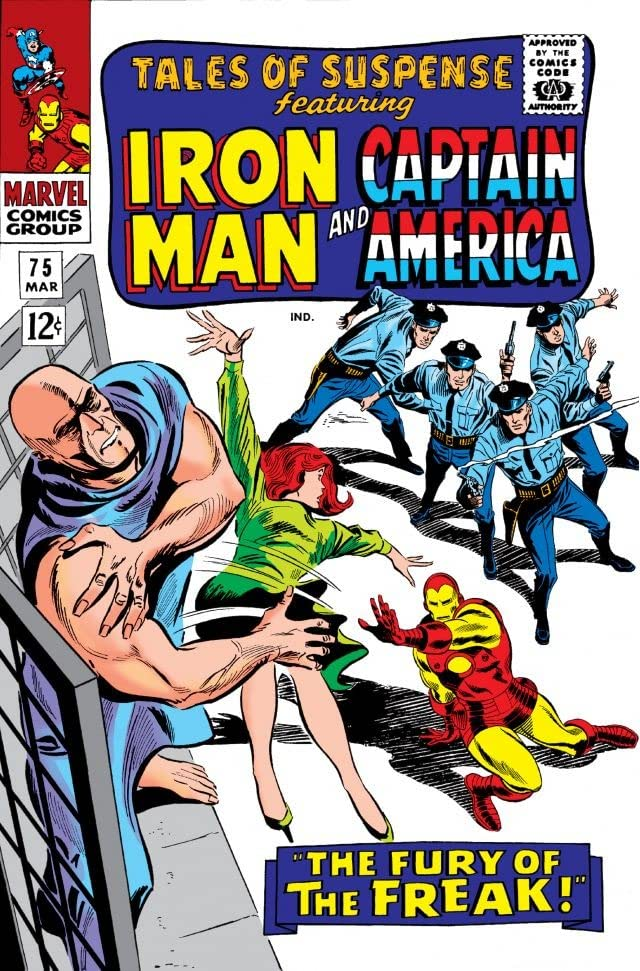 Tales of Suspense (1959-1968) #75