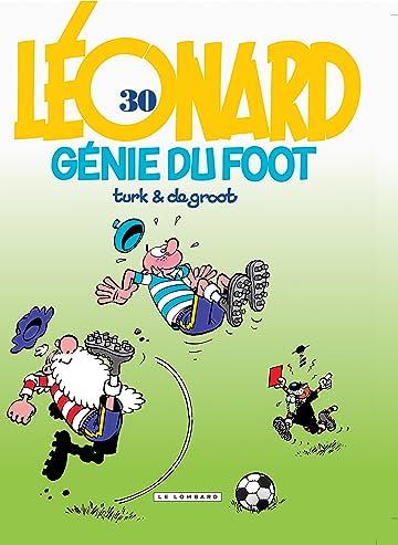 Léonard Vol. 30: Génie du foot