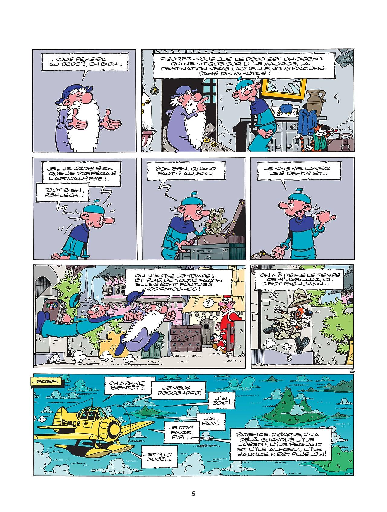 Léonard Vol. 31: Dodo de génie