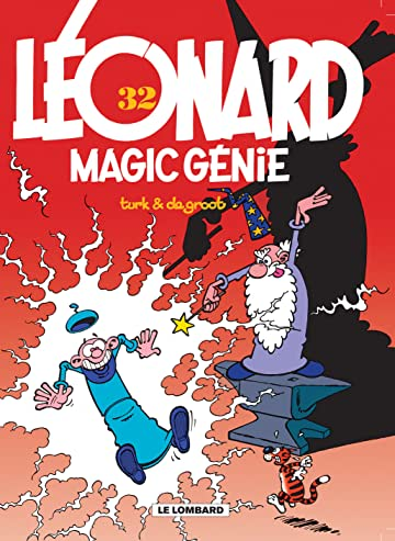 Léonard Vol. 32: Magic Génie