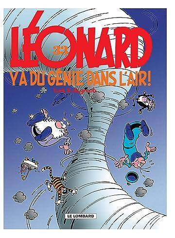 Léonard Vol. 33: Y a du génie dans l'air !