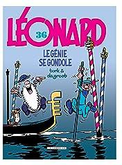 Léonard Vol. 36: Le génie se gondole