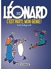 Léonard Vol. 37: C'est parti, mon Génie !