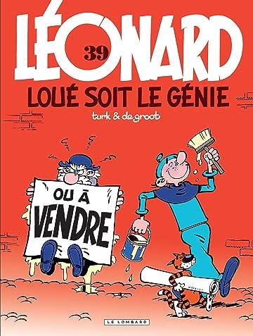 Léonard Vol. 39: Loué soit le génie