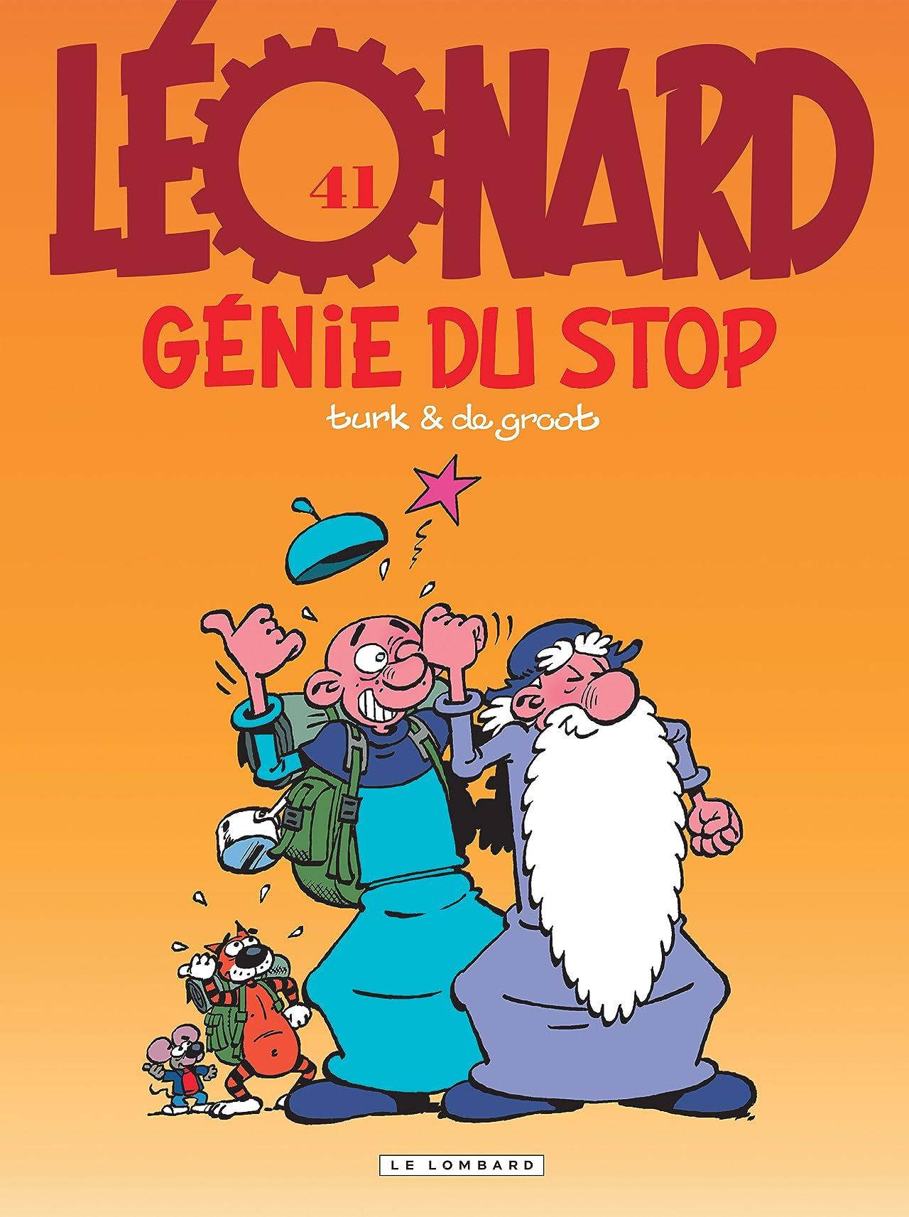 Léonard Vol. 41: Génie du stop