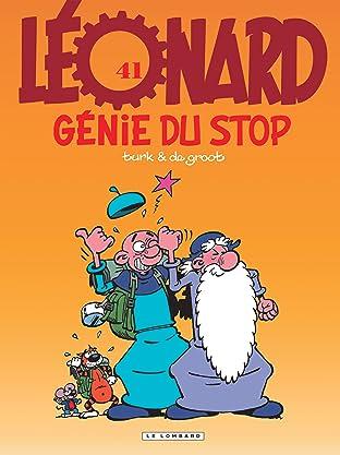 Léonard Tome 41: Génie du stop