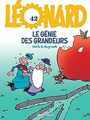Léonard Vol. 42: Le génie des grandeurs