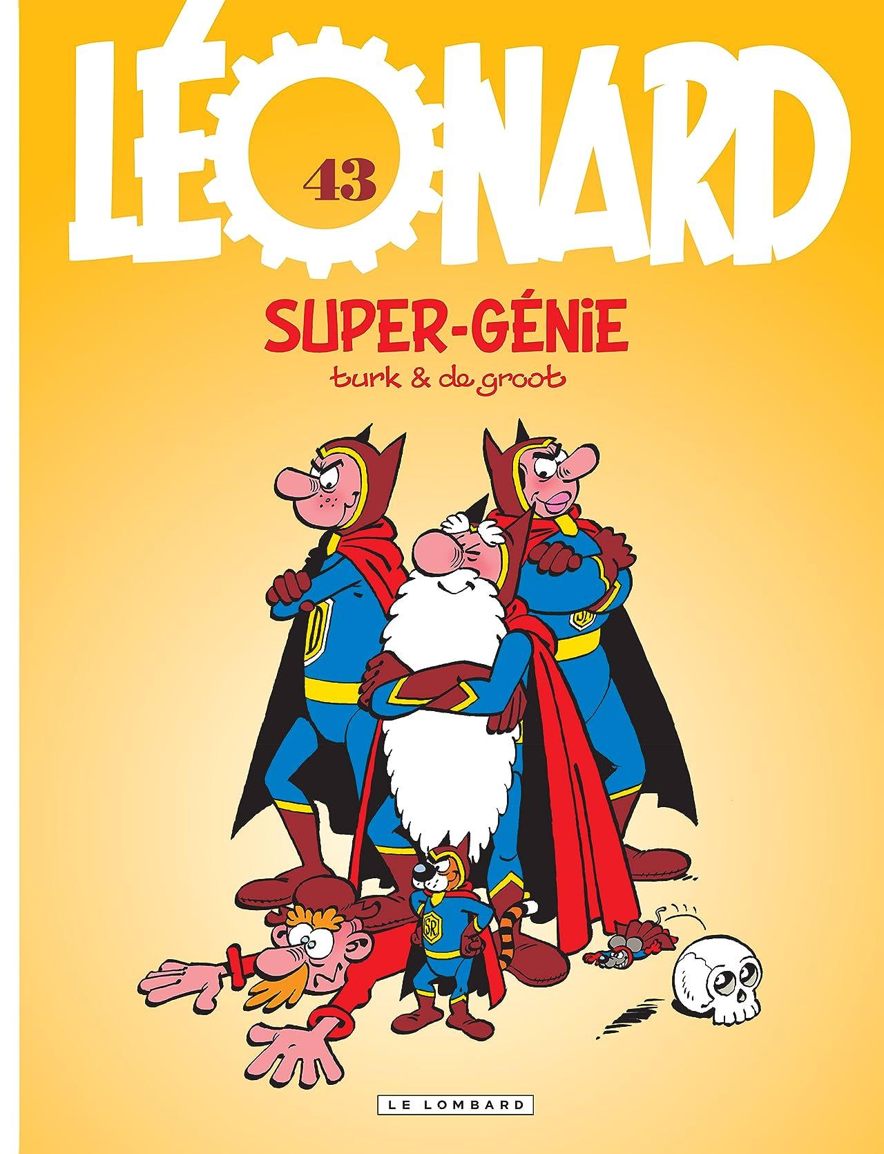 Léonard Vol. 43: Super-génie