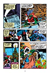 Marvel Holiday Magazine #4