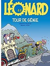 Léonard Vol. 44: Tour de génie