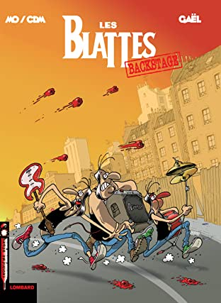 Les Blattes Vol. 2: Backstage