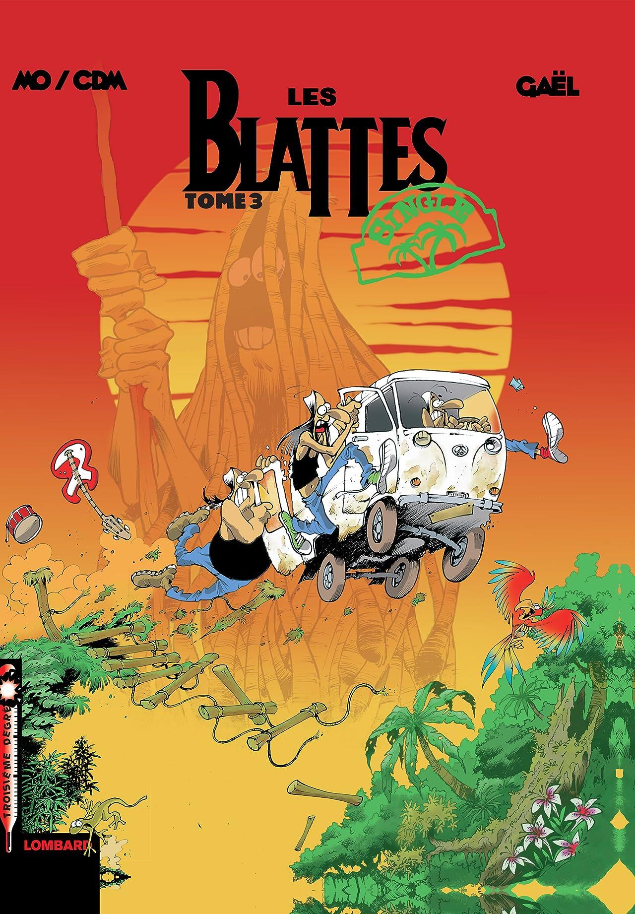 Les Blattes Vol. 3: Single