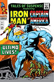 Tales of Suspense (1959-1968) #77