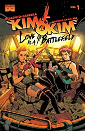 Kim & Kim: Love Is A Battlefield #1