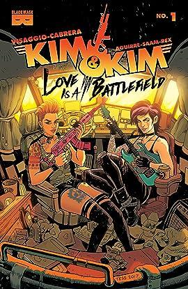 Kim & Kim: Love Is A Battlefield #1