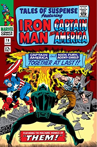 Tales of Suspense (1959-1968) No.78