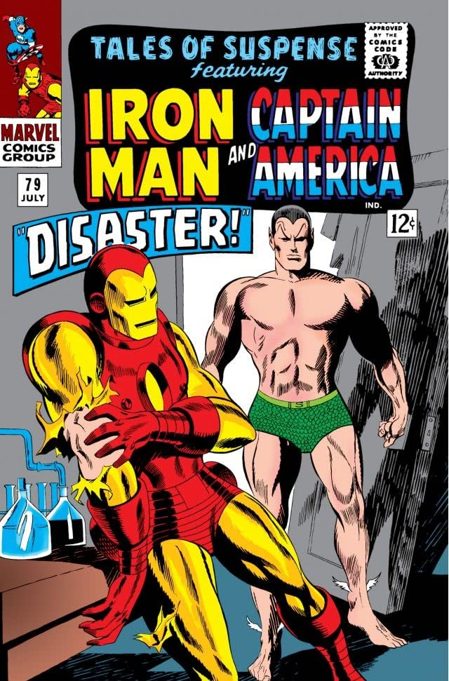 Tales of Suspense (1959-1968) #79