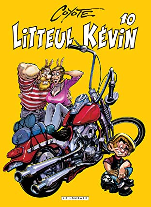Litteul Kevin Vol. 10