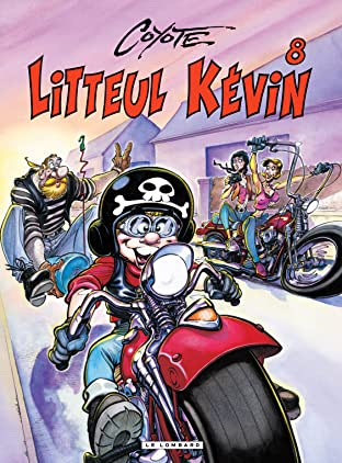 Litteul Kevin Vol. 8