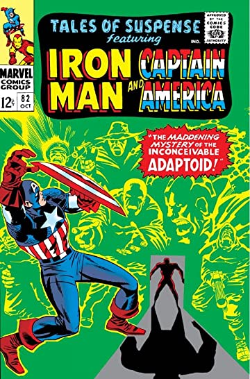 Tales of Suspense (1959-1968) #82