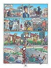 Lulu et Fred Vol. 2: Du sérieux à Châtigneux