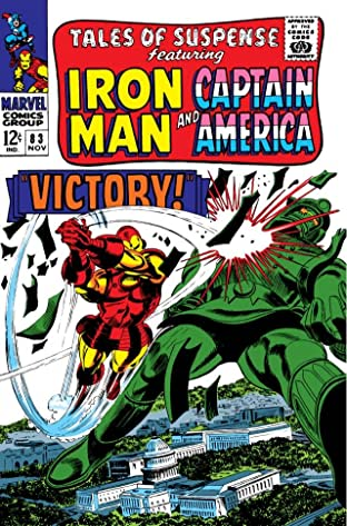 Tales of Suspense (1959-1968) #83
