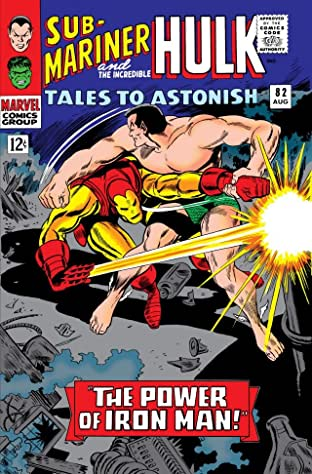 Tales to Astonish (1959-1968) #82