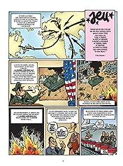 Mister President Vol. 4: La Guerre du Golfe