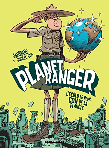 Planet Ranger Vol. 1