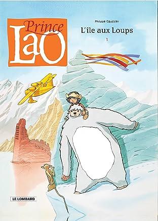 Prince Lao Vol. 1: L'Ile aux loups