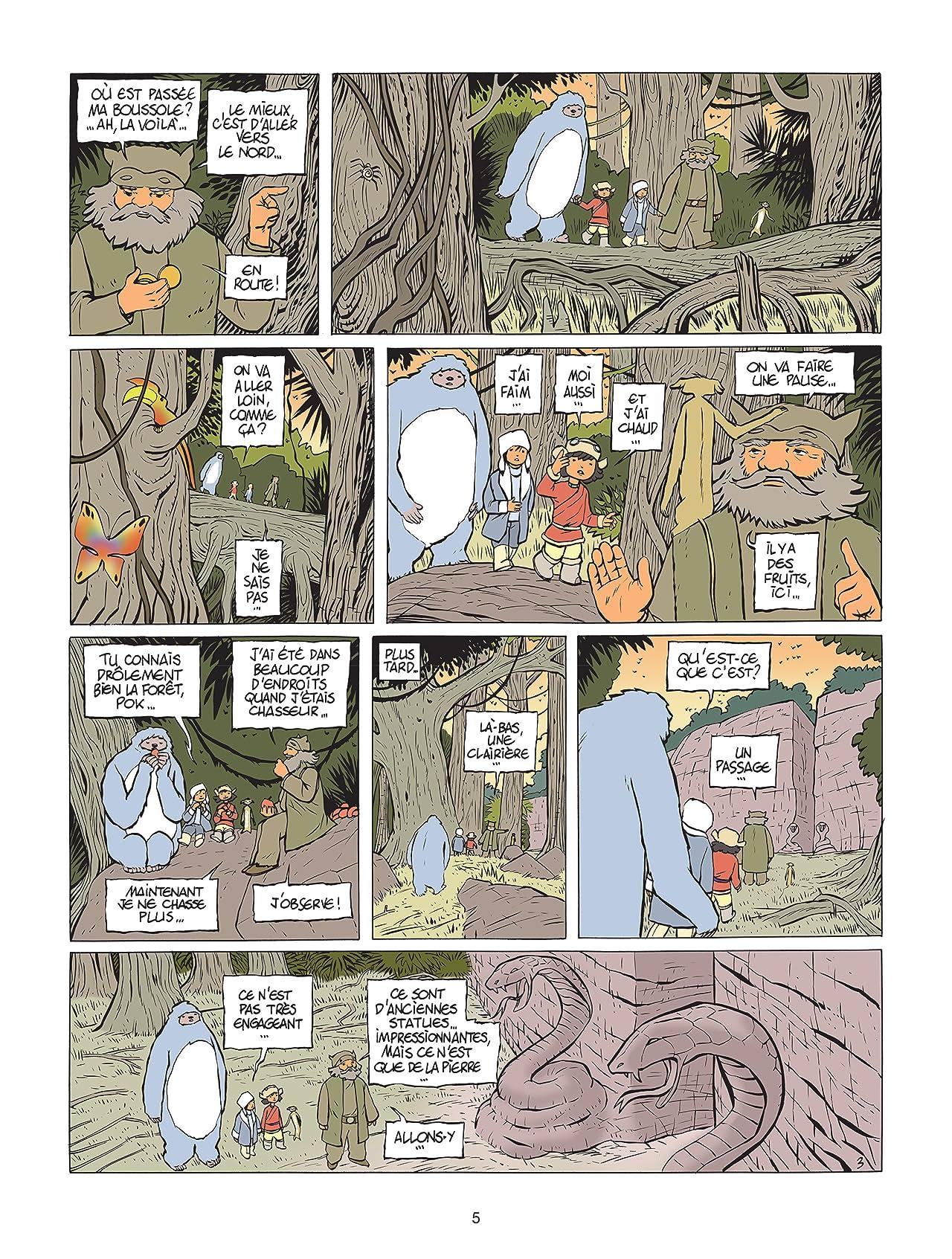 Prince Lao Vol. 2: L'arbre de Jabadao