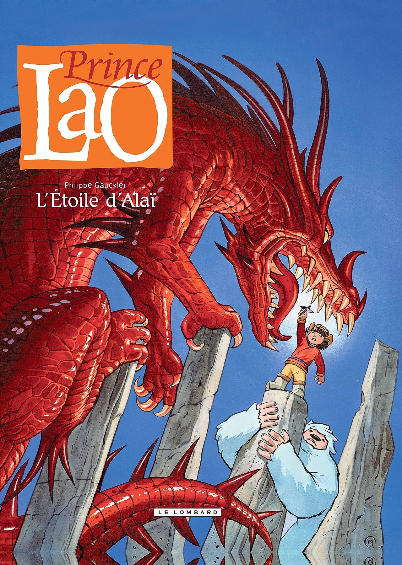 Prince Lao Vol. 4: L'Étoile d'Alai