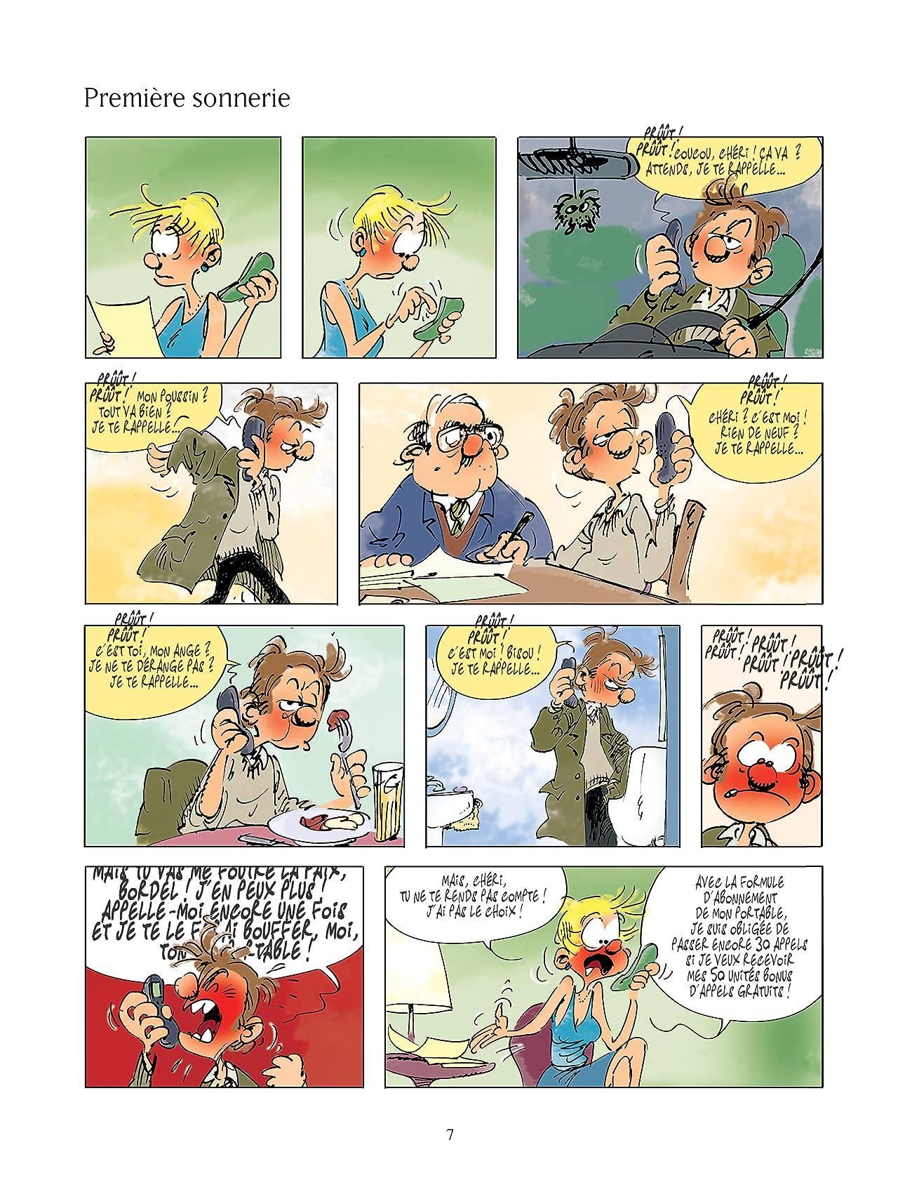 Que du bonheur ! Vol. 3: Parentillages