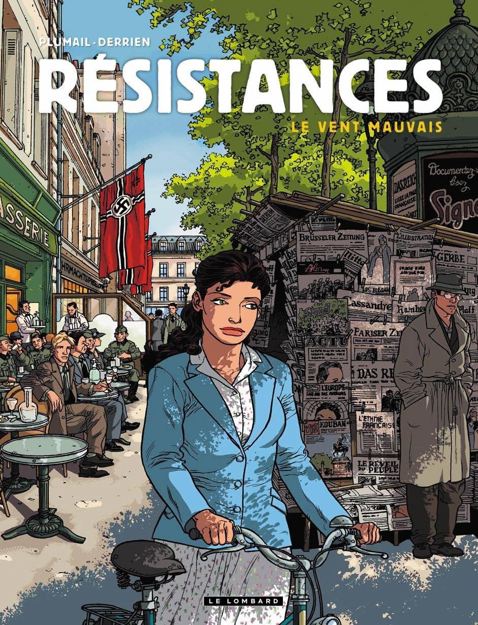 Résistances Vol. 2: Le Vent mauvais