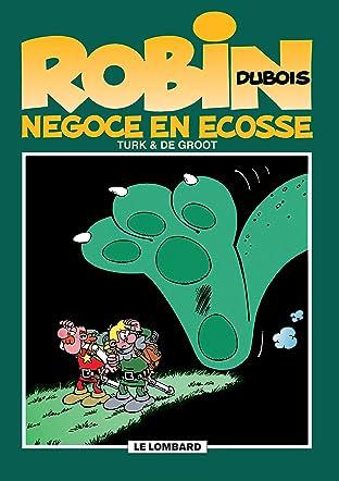 Robin Dubois Vol. 10: Négoce en Ecosse