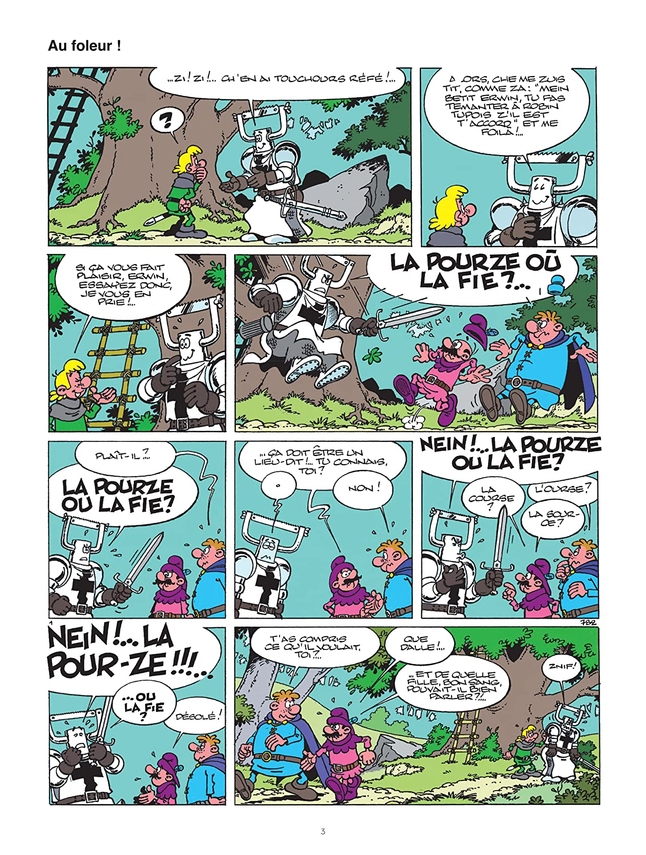 Robin Dubois Vol. 18: On se calme !