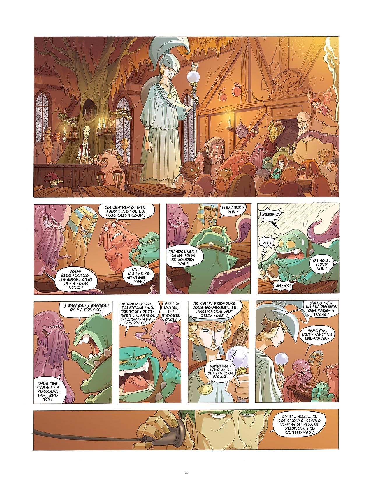 Sybil, la fée cartable Vol. 2: Amanite
