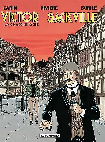 Victor Sackville Vol. 10: La cigogne noire
