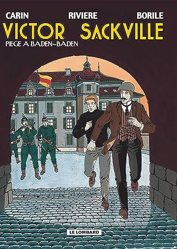 Victor Sackville Vol. 11: Piège à Baden- Baden