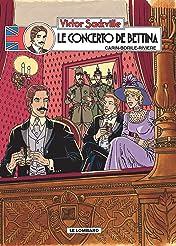Victor Sackville Vol. 14: Le concerto de Bettina