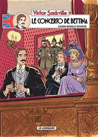 Victor Sackville Vol. 14: Le concerto de Bettina