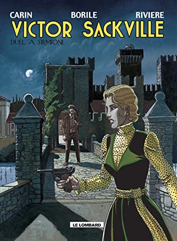 Victor Sackville Vol. 16: Duel à Sirmione