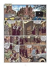 Victor Sackville Vol. 17: L'Echiquier Anderson