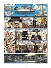Victor Sackville Vol. 21: Le Disparu du Train Bleu