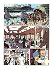 Victor Sackville Vol. 8: Pavel Strana T2 : Pacte à Lucerne