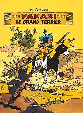 Yakari Vol. 10: Le Grand terrier